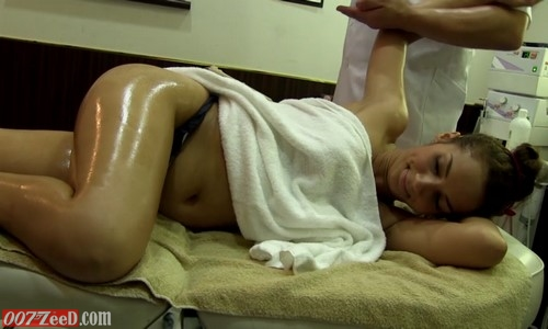 The Mixed Collage Girl Who Was Framed With Erotic Massage 2 (2017) 0 XXX Videos Porn Channel